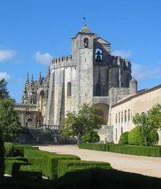 Castle Tomar, Tomar, Portugal