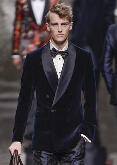 Louis Vuitton menswear f/w 2013