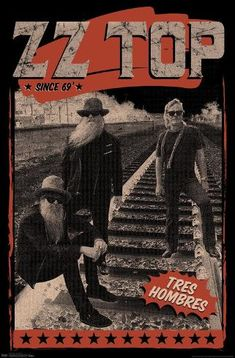 Vintage Concert Posters, Vintage Posters, American Flag Wallpaper, Framed Artwork, Wall Art, Cool Posters, Band Posters, Zz Top, Rock Concert