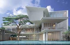 Harwig's House, Indonesia
