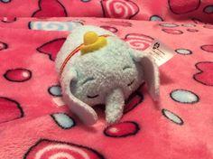 It's Dumbo! Tsum Tsums, Disney Tsum Tsum, Dinosaur Stuffed Animal, Toys, Animals, Activity Toys, Animaux, Animal, Animales