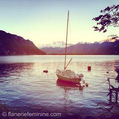 Montreux, Lake Geneva.