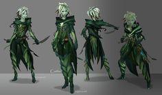 https://wiki.guildwars2.com/images/2/29/Caithe_series_concept_art.jpg
