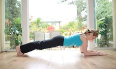 Brief workouts for runners: basic strength training