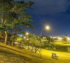 Parque Cascavel, em Goiânia.