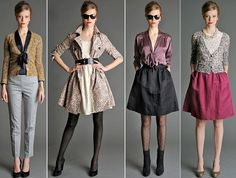 'Mad Men' Launches Limited Edition Collection ~ article is 2 yrs old, and this style still looks nice to me
