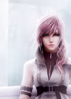 __Edson Ecks__X__ Lightning. Arte Final Fantasy, Final Fantasy Girls, Lightning Final Fantasy, Final Fantasy Artwork, Final Fantasy Characters, Fantasy Women, Fantasy Series, Anime Fantasy, Final Fantasy Collection