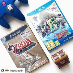 Are you a Zelda fan? Credit @intended64  #windwaker #thewindwaker #legendofzelda #loz #zelda #link #tetra #ganondorf #igzeldacommunity #nintendo #ninstagram #nintendolife #igersnintendo #retrogamer #retrocollector #gamecube #wiiu #gamecube