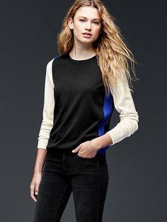 Colorblock brooklyn sweatshirt | Gap