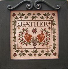 Gather - Plum Street Sampler