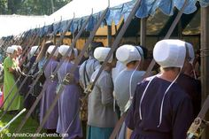 Amish country events