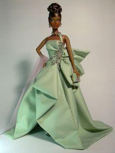Barbie Amarige Artist Creations Italian O.O.A.K. Fashion Dolls by Alessandro Gatti e Giuseppe De Bellis