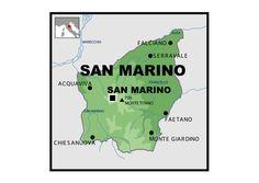 8 Reasons to Visit the Country of San Marino - Walks of Italy San Marino Map, San Marino Italy, Republic Of San Marino, The Republic, Council Of Europe, Bologna Italy, Italy Map, Italy Vacation, Travel Tips