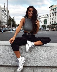 Which item would you add to your shopping list? Model Poses Photography, Cute Casual Outfits, Outfits For Teens, Summer Outfits, Look Fashion, Teen Fashion, Fashion Outfits, City Outfits, Fashion Beauty