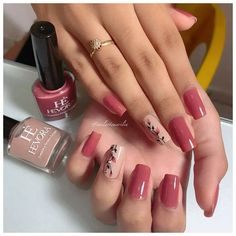 86 marvelous nail art designs 2019 page 00042 Rose Nails, Pink Nails, My Nails, Fall Nail Art Designs, Acrylic Nail Designs, Elegant Nails, Stylish Nails, Nailart, Shellac Nails