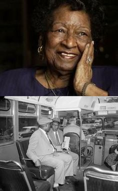 Thelma McWilliams Glass (1916 - July 25, 2012) was a longtime professor and civil rights pioneer who helped organize the Montgomery bus boycott in 1955. She and a group of women organized the boycott after Rosa Parks was arrested for refusing to surrender her seat to a white person. The boycott crippled the bus service & helped bring an end to segregation of public transportation in the South a year later.