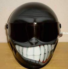 Harley-Davidson Helmets | Custom helmet painting - Harley Davidson Forums