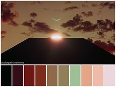 A Space Odyssey (Stanley Kubrick, Cinema Colours, Stanley Kubrick, Movie Posters, Color Palettes, Instagram, Space, Design, Archer, Twitter