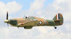 Hawker Sea Hurricane (C-FDNL)
