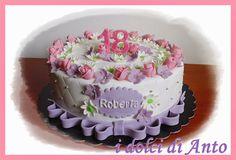 i dolci di Anto: Romantici 18 anni