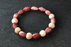 Pulseira Coralito II • Composição: Pedras e esferas de resina.