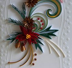 ♥ paper quilling