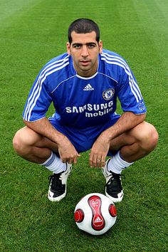 Tal Ben Haim Chelsea Chelsea Fc, Soccer Players, Rugby, Sports, Soccer, News, Football Soccer, Sport, Rugby Sport
