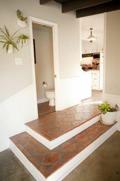 Resultado de imagen para colors to match spanish tile interior design