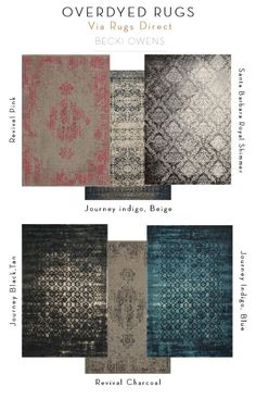 overdyed rugs-becki-owens