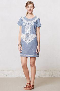 Sayulita Shift dress