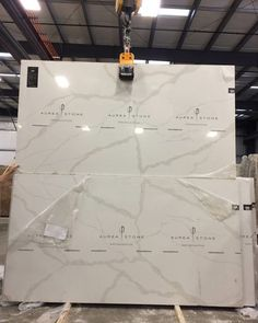 Close Up Aurea Stone Calacatta Dinergy Is Now In Stock At