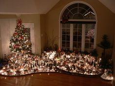 Christmas village original by ~Royfz20 on deviantART