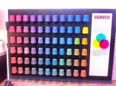 Ververij TextielLab at Textielmuseum Tilburg