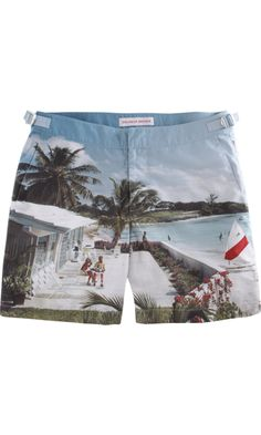 e4948e0eee bungalow in the burrough Travel Wardrobe, Swim Shorts, Men Swimwear, Casual  Shorts,