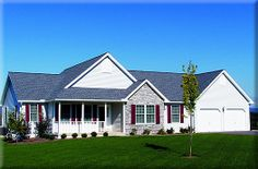 Ranch Home Plan: WHITTINGHAM  2,027 Square Feet of Living Area    |     4 Bedroom    |     2 Bathrooms