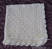 Ravelry: FanTail Baby Blanket/Shawl pattern by LisaAuch