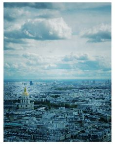 Paris Photography Landscape I Left My Heart In by theheartoftheeye