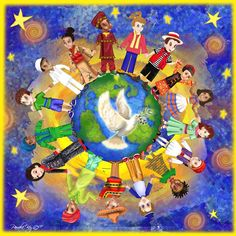 World Peace ~~ Starts with children