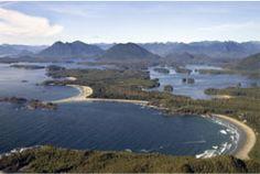 Tofino, British Columbia.  So wonderful to walk the beaches here!