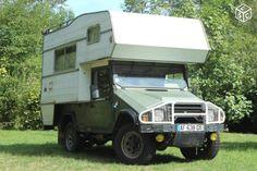 UMM 4X4 camping car