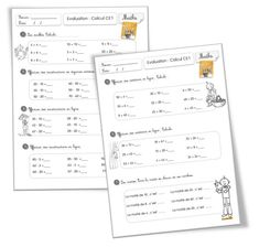 CE1: Evaluations Période 2: nov-déc | Bout de Gomme High School French, French Class, French Worksheets, Learn French, Teacher Resources, Infographic, Journal, Teaching, Period