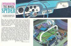 1955 t bird wiring diagram | 1955 55 Ford Thunderbird (T ...