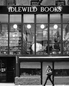 Local city guide- New York City. Idlewild Books: Flatiron district. (What we love: an independent bookstore specializing in world literature, travel, language books and classes in Spanish, French, and Italian).