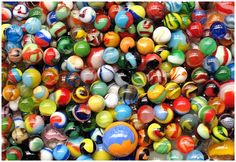 Marbles | Glass Marbles