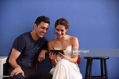 Andy Grammar and Allison: Rehearsals - The celebrity cast of 'Dancing with the Stars' is lacing up their ballroom shoes and getting ready for their first dance on MONDAY, SEPTEMBER 14 (8:00-10:01 p.m., ET) on the ABC Television Network.