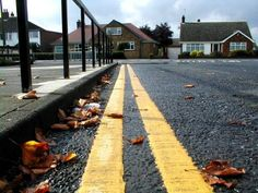 Britains road markings to be replaced due to government blunder