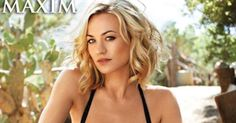 The Hottest Maxim Cover Girls