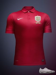 Nike England 2013 FA 150 years Home and Away Kit released. The pictures show the new Nike England 2013 Home and Away Jerseys. Football Kits, Nike Football, Football Jerseys, England Kit, England National Football Team, Football Outfits, Sneaker Magazine, Home Team, European Football