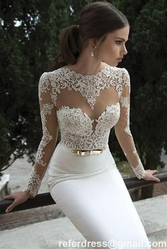 Best Seller Sheath Wedding Dresses Scoop Satin Open Back For Brides
