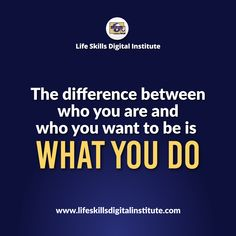 Life Skills Digital Institute equips you with the skills and knowledge that you need to build a lasting and integral online business Great Week, Life Skills, Monday Motivation, Online Business, Knowledge, Goals, Digital, Facts